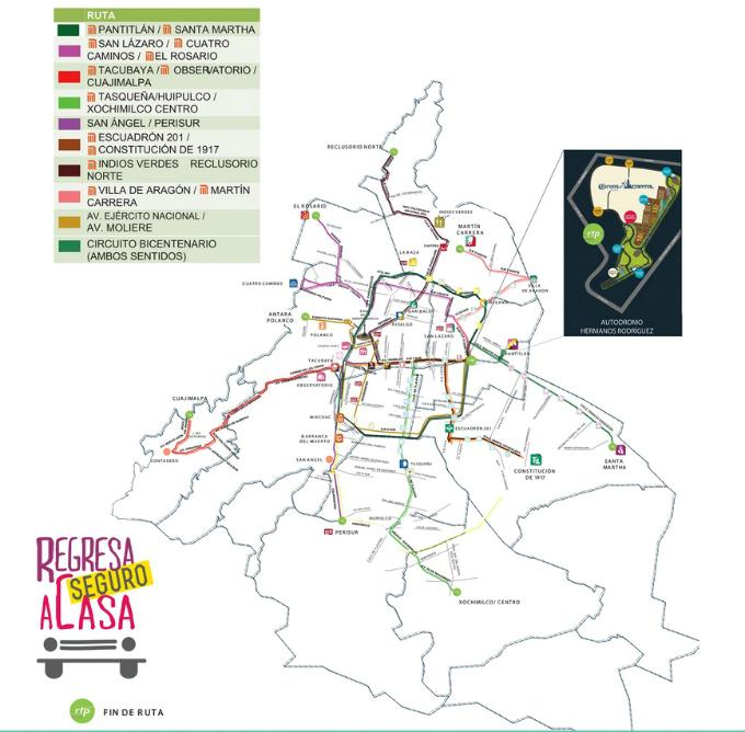 Circuito Bicentenario : Todos los caminos llegan al corona capital alternativas
