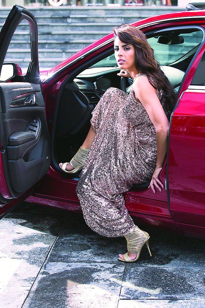 Giovanna Romo Cadillac Cts