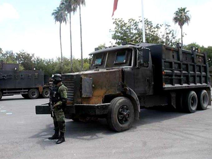 Los Coches Construidos Por Narcos En Mexico Atracción360