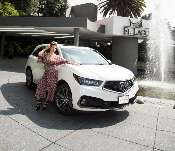 Acura MDX; Un Lujo Japonés