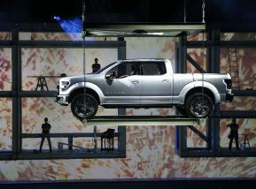 2013 Ford Atlas Concept on El Concepto Ford Atlas Seg  N El Fabricante Estadunidense Es Una