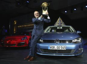 "Y el ""World Car of The Year 2013"" es para…El Nuevo Golf"