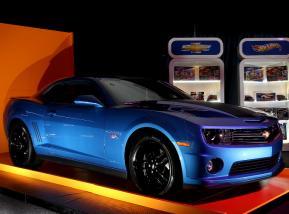 Camaro Hot Wheels una fantasía en tamaño real