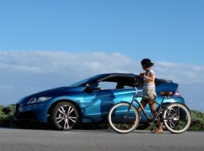 Honda CR-Z, tecnología que rompe paradigmas