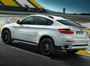 BMW X6, un coupé seductor