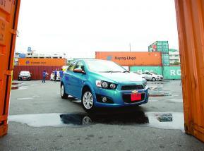 Chevrolet Sonic reta a la ciudad