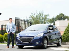 Peugeot 208, un príncipe llega a México