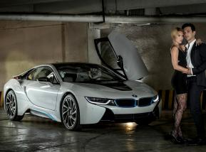 BMW i8 2015 Catalogo