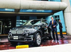 BMW X5 Security 2015 Catalogo