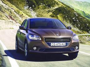 Peugeot 301 2015 Catalogo