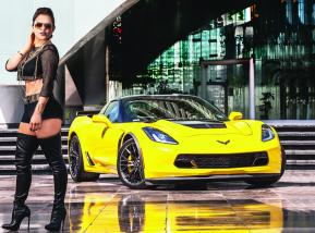 Corvette Z06 2015 precio en México