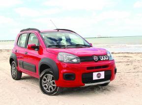 Fiat Uno 2015 Catalogo Precio