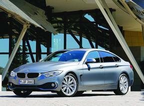 BMW Serie 4 Gran Coupé 2014 catalogo en México