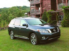 Nissan Pathfinder 2014 Catalogo en México