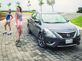 Nissan Versa 2014 Catalogo en México