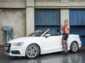 Audi A3 Cabriolet 2014 Catalogo