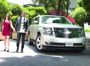 Chevrolet Suburban 2014 Catalogo