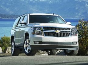 Chevrolet Tahoe 2014 Catalogo