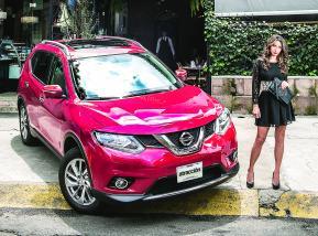 Nissan X-Trail 2014 Catalogo México