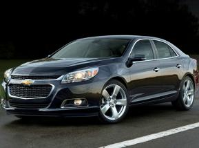 Chevrolet Malibu 2014 catalogo