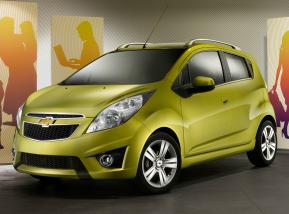Chevrolet Spark 2014 catalogo