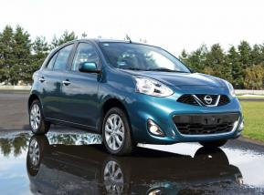 Nissan March 2014 catalogo