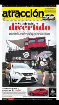SEAT Ibiza Cupra saca su lado divertido
