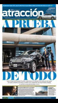 La BMW X5 Security es a prueba de todo