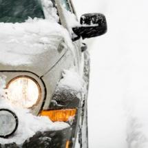 Diez consejos para manejar en este clima frío