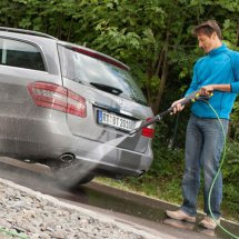 El mecanismo que te ahorrará mucho tiempo al lavar tu auto