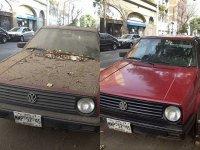 Esta es la forma en la que podrás lavar tu auto sin una gota de agua