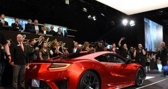 Este Acura despedaza uno de los records como el coche más caro vendido en subasta