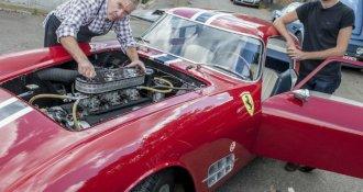 4 cosas que debes considerar para restaurar un coche clásico