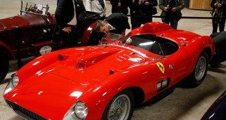 Subastan Ferrari de carreras por 666 millones de pesos