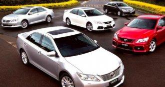 Estas son las 10 marcas de autos más vendidas en enero