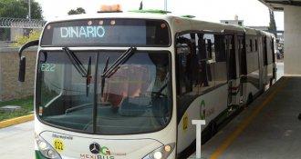 ¡Toma Nota! Mexibús dará servicio gratuito por visita del Papa Francisco