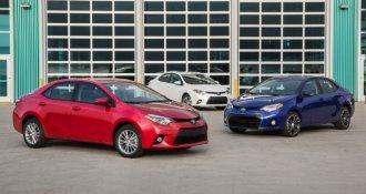 Los 10 autos más vendidos en el mundo en 2015