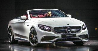 El nuevo Mercedes AMG C63 llega despeinado a Nueva York