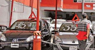 El Hoy No Circula trajo más autos usados a las calles