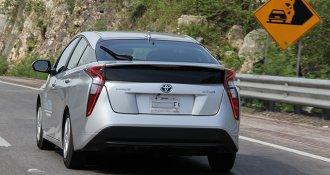 Cómo manejar un Prius 1,600 km y no morir en el intento
