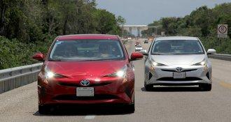 El Toyota Prius presume su rendimiento en una carrera de 1,600 kilómetros
