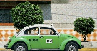 ¿A dónde va joven? Taxis en la historia de la CDMX