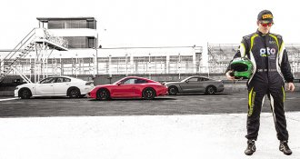 El Porsche 911 sigue siendo el referente de los autos deportivos