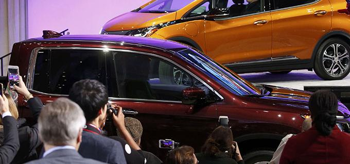 Chevrolet Bolt, Chrysler Pacífica y Honda Ridgeline lo mejor que tuvo 2016