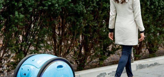 En el futuro, tu auto te llevará y tu maleta te seguirá