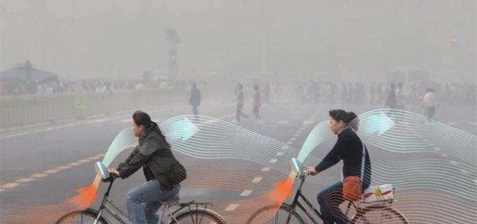 La bicicleta con la que podrás limpiar el medio ambiente de contaminación