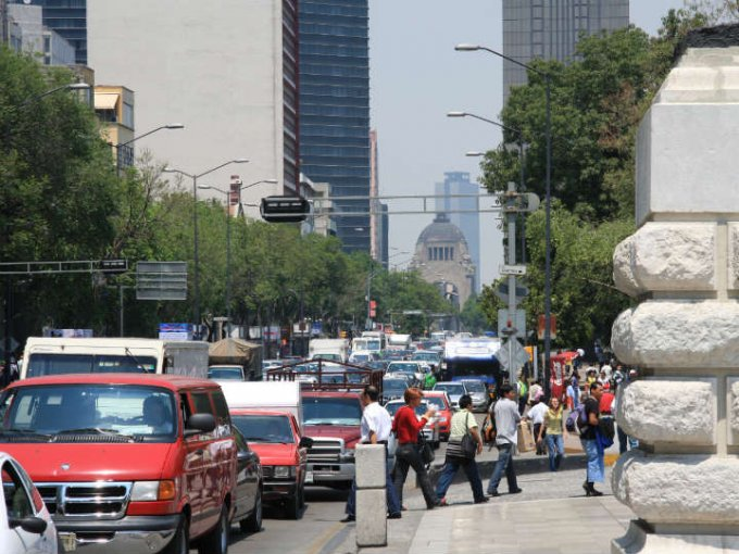 La calidad del aire en la capital es Regular. Foto: Flickr