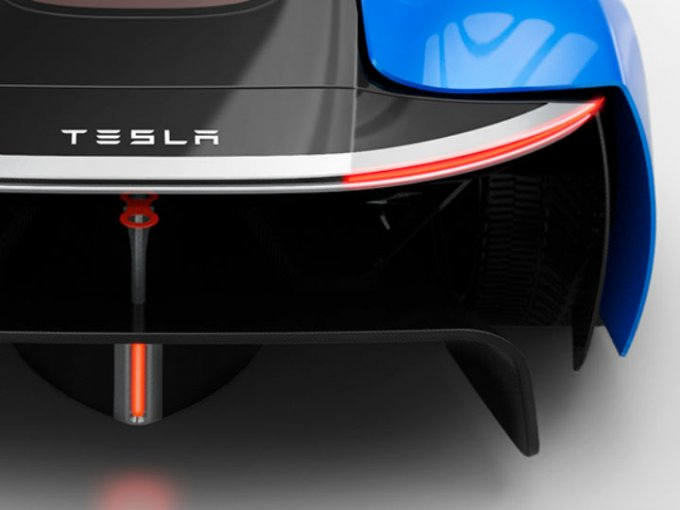 Montaría 04 motores eléctricos y competiría con super autos eléctricos cual Rimac Concept_One. Foto: Xabier Albizu