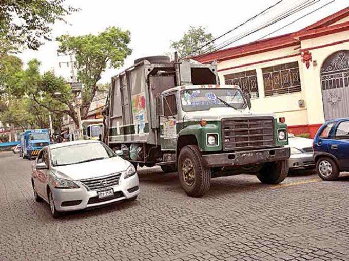 Nueva separación de residuos; tendrán que amoldar  02 1.000 quinientos camiones