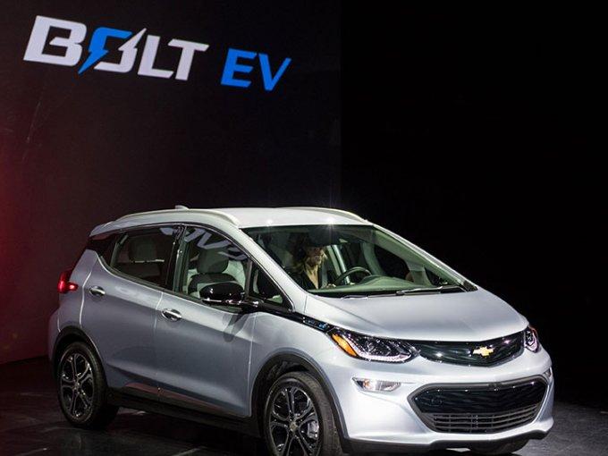 Este es 001 de los coches con mayor autonomía en el mercado. Foto: Chevrolet